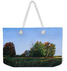Changes Weekender Tote Bag