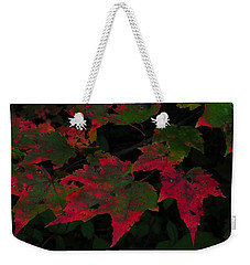 Changing Color Weekender Tote Bag