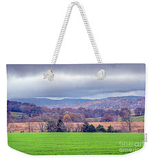 Changing Seasons Weekender Tote Bag