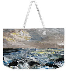 Changing Tide Weekender Tote Bag