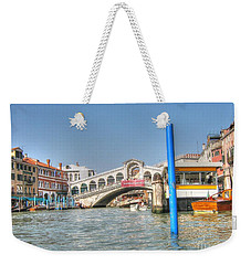 Channels Venice Weekender Tote Bag