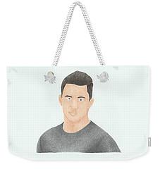 Channing Tatum Weekender Tote Bag