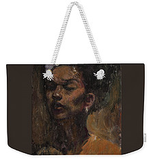 Chanteuse Weekender Tote Bag