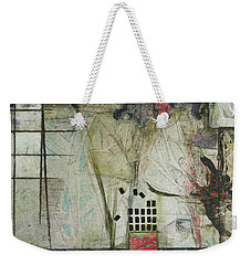 Chaotic Comforts Weekender Tote Bag