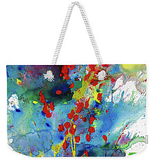 Chaotic Craziness Series 1983.032914 Weekender Tote Bag by Kris Haas