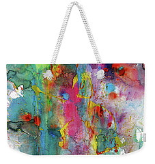 Chaotic Craziness Series 1991.033014 Weekender Tote Bag by Kris Haas