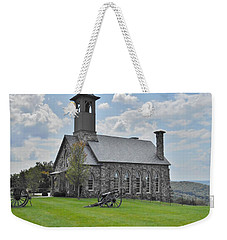 Chapel 2 Weekender Tote Bag