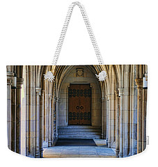 Chapel Arches Weekender Tote Bag