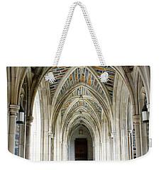 Chapel Archway Weekender Tote Bag