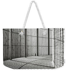 Chapel Of Reconciliation  Weekender Tote Bag