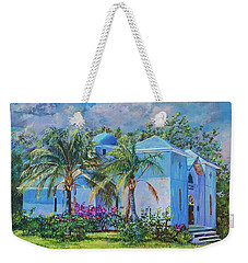 Chapel Of St. Panteleimon Weekender Tote Bag