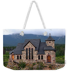 Chapel On The Rocks 2017 Weekender Tote Bag
