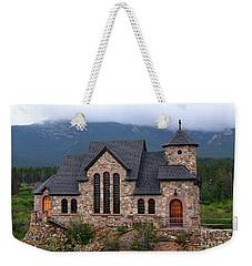 Chapel On The Rocks 2017 Weekender Tote Bag