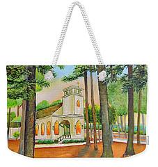 Chapel Weekender Tote Bag