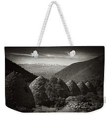 Charcoal Kilns  Weekender Tote Bag