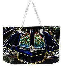 Charged Up Camaro Weekender Tote Bag
