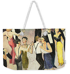 Charity Ball Weekender Tote Bag
