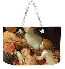 Charity Weekender Tote Bag by Guido Reni