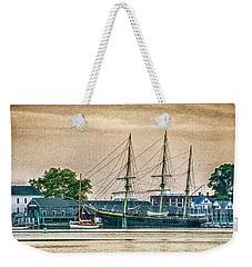 Charles W. Morgan #1 Weekender Tote Bag