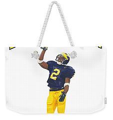 Charles Woodson Weekender Tote Bag