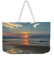 Charleston Coast Sunrise Weekender Tote Bag