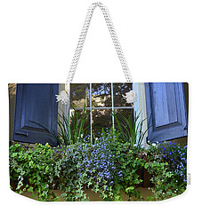 Charleston Flower Box 3 Weekender Tote Bag