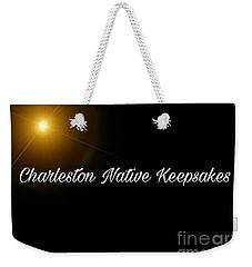 Charleston Native Coffee Mug Logo #772017 Weekender Tote Bag