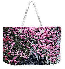 Charleston Pink Weekender Tote Bag