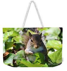 Charleston Wildlife. Squirrel Weekender Tote Bag