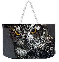 Charley Weekender Tote Bag by Linda Becker