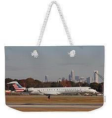 Charlotte Douglas International Airport 17 Weekender Tote Bag
