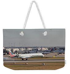 Charlotte Douglas International Airport 20 Weekender Tote Bag