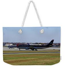 Charlotte Douglas International Airport 2006 A Weekender Tote Bag