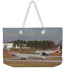 Charlotte Douglas International Airport 21 Weekender Tote Bag
