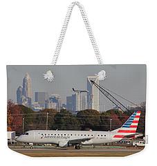 Charlotte Douglas International Airport 22 Weekender Tote Bag