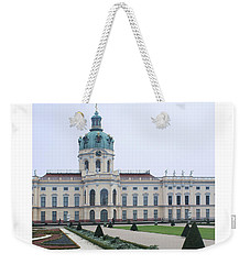Charlottenburg Castle Berlin Weekender Tote Bag