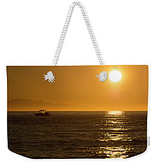 Charm Of A Sunset Weekender Tote Bag