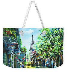 Chartres Afternoon Weekender Tote Bag
