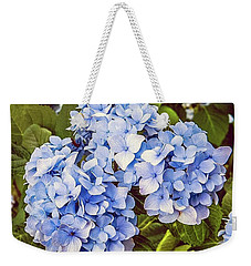 Chase Away The Blues Weekender Tote Bag by Nance Larson