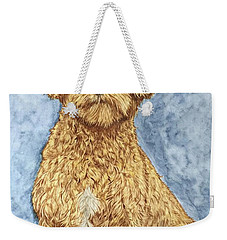 Chase The Maltipoo Weekender Tote Bag