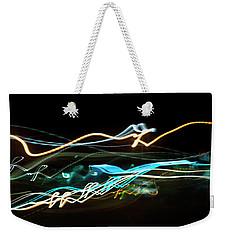 Chasing Cars Weekender Tote Bag