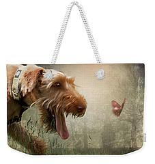 Chasing Dreams Weekender Tote Bag