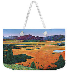Chasing Heaven Weekender Tote Bag
