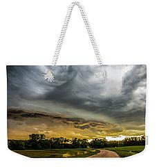 Chasing Nebraska Stormscapes 074 Weekender Tote Bag