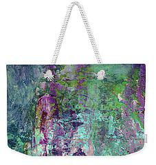 Chasing The Dream - Contemporary Colorful Abstract Art Painting Weekender Tote Bag
