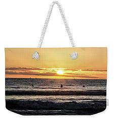 Chasing The Waves Weekender Tote Bag