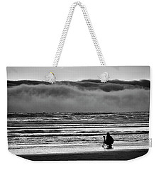 Chasing Tide And Light Weekender Tote Bag