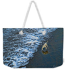 Chasing Waves Weekender Tote Bag
