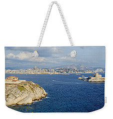 Chateau D'if-island Weekender Tote Bag