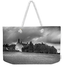 Weekender Tote Bag featuring the photograph Chateau Du Vergey by Hugh Smith